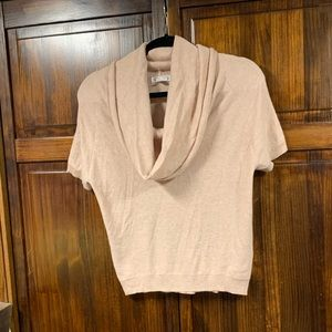 Anthropologie Aphorism short sleeve sweater small